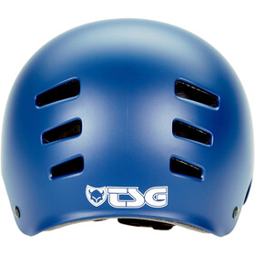 TSG Evolution Solid Color Cykelhjelm, satin blue